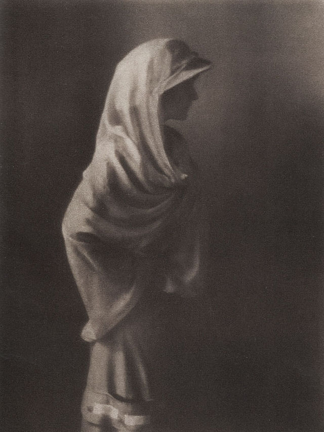 Paul Haviland- Doris Keane- 1912- Pictorialism- Matthews Gallery Blog