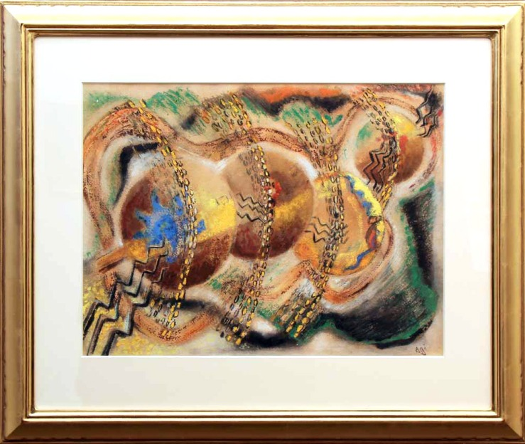 Agnes Sims- Dance Rattles- Matthews Gallery Blog