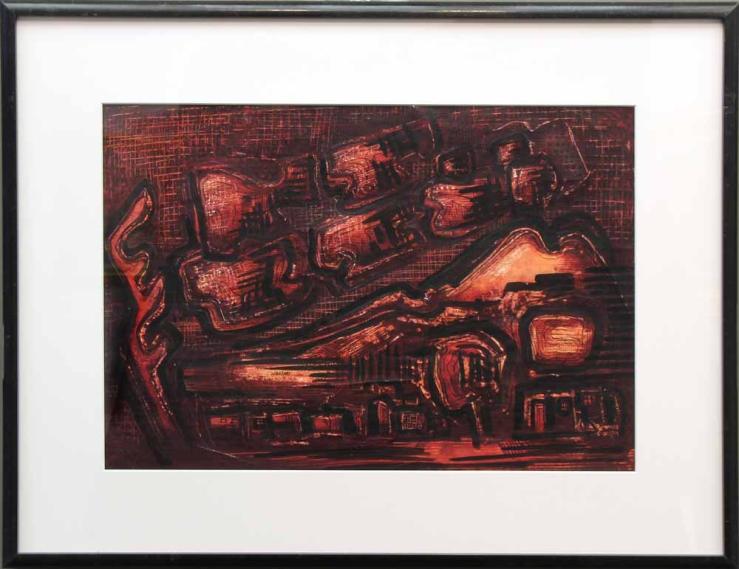 Cady Wells- Taos 1947- Matthews Gallery Blog