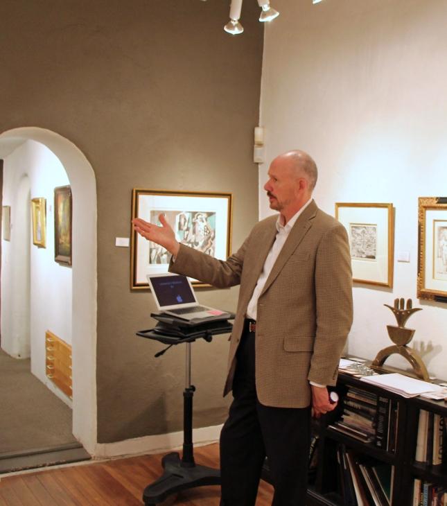 Matthews Gallery- Free Art Collecting Workshop