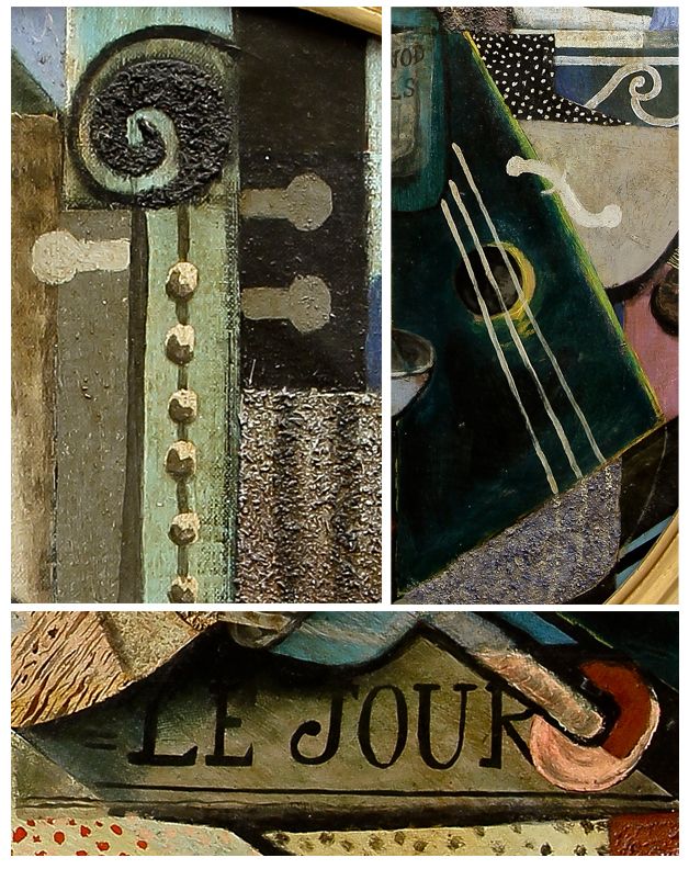 Jaime Colson- Cubist Still Life Details- Matthews Gallery Blog