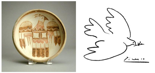 Nampeyo and Pablo Picasso- Matthews Gallery Blog