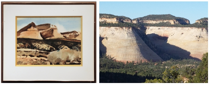 Arthur Haddock- Mt Carmel Utah- Matthews Gallery Blog