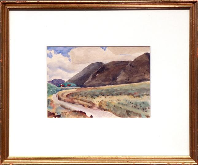 Arthur Haddock- Matthews Gallery Blog