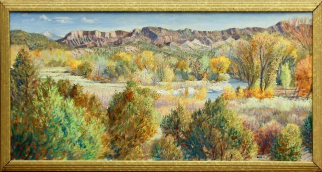 Eli Levin- Matthews Gallery Blog