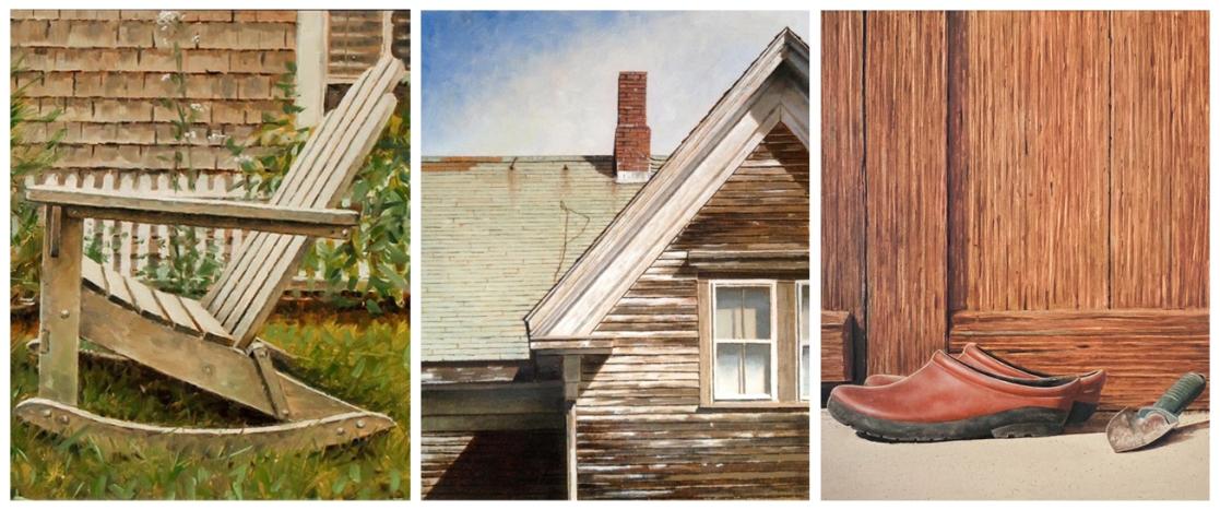 Eric Thompson- Contemporary Realism- Matthews Gallery Blog